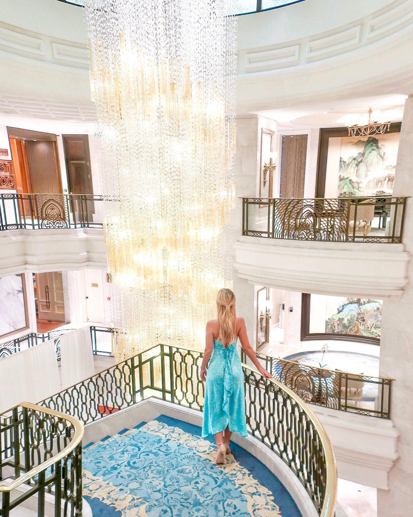 The Pinnacle of Luxury in Istanbul: Shangri-La Bosphorus