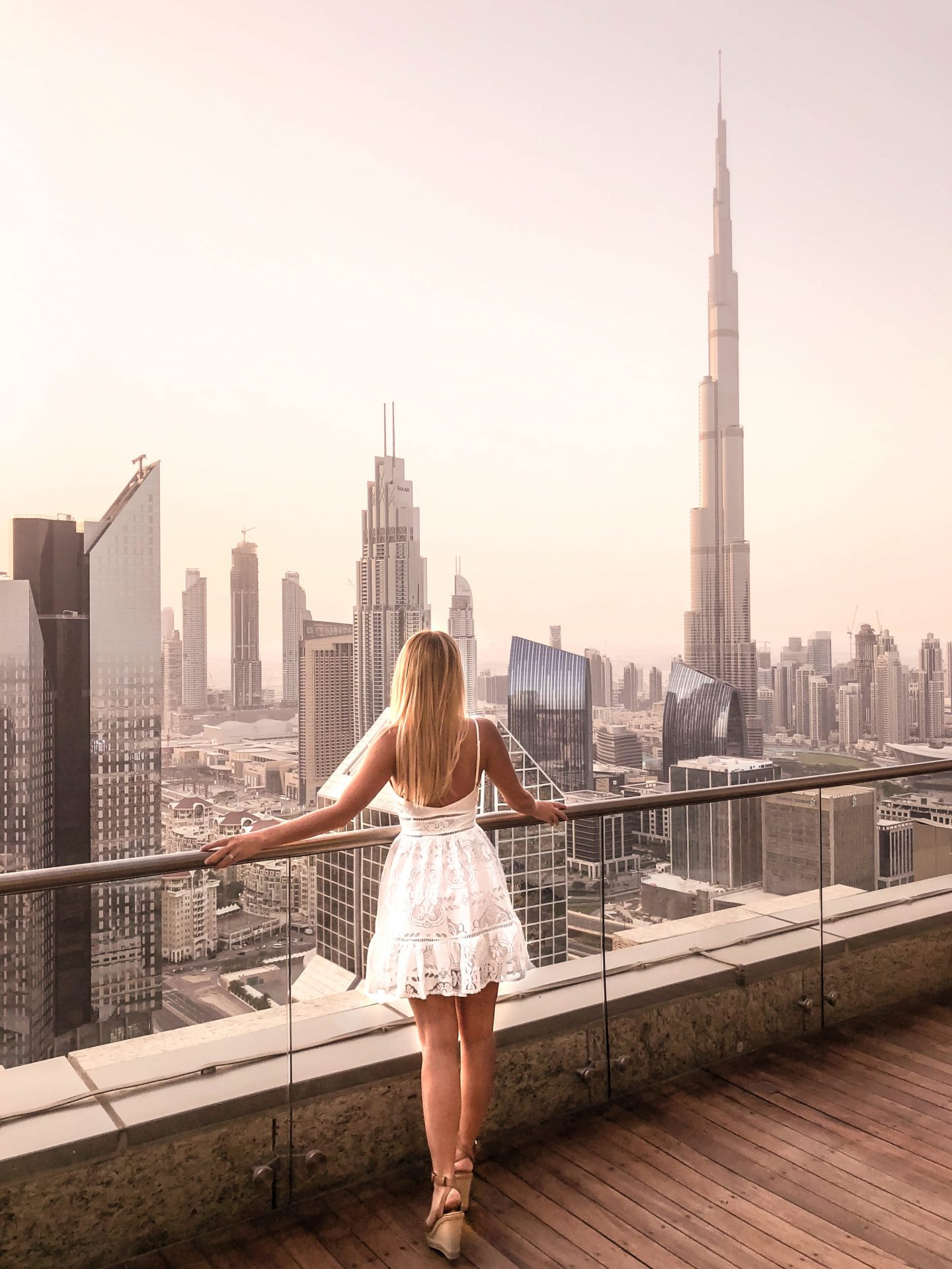 Best Views of Downtown Dubai: Shangri-La Dubai