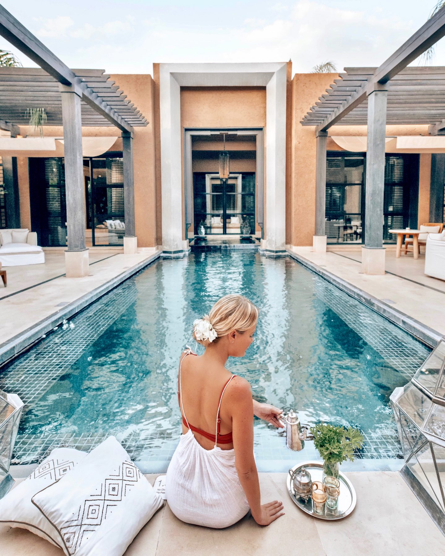 Mandarin Oriental: The Finest Resort in Marrakech