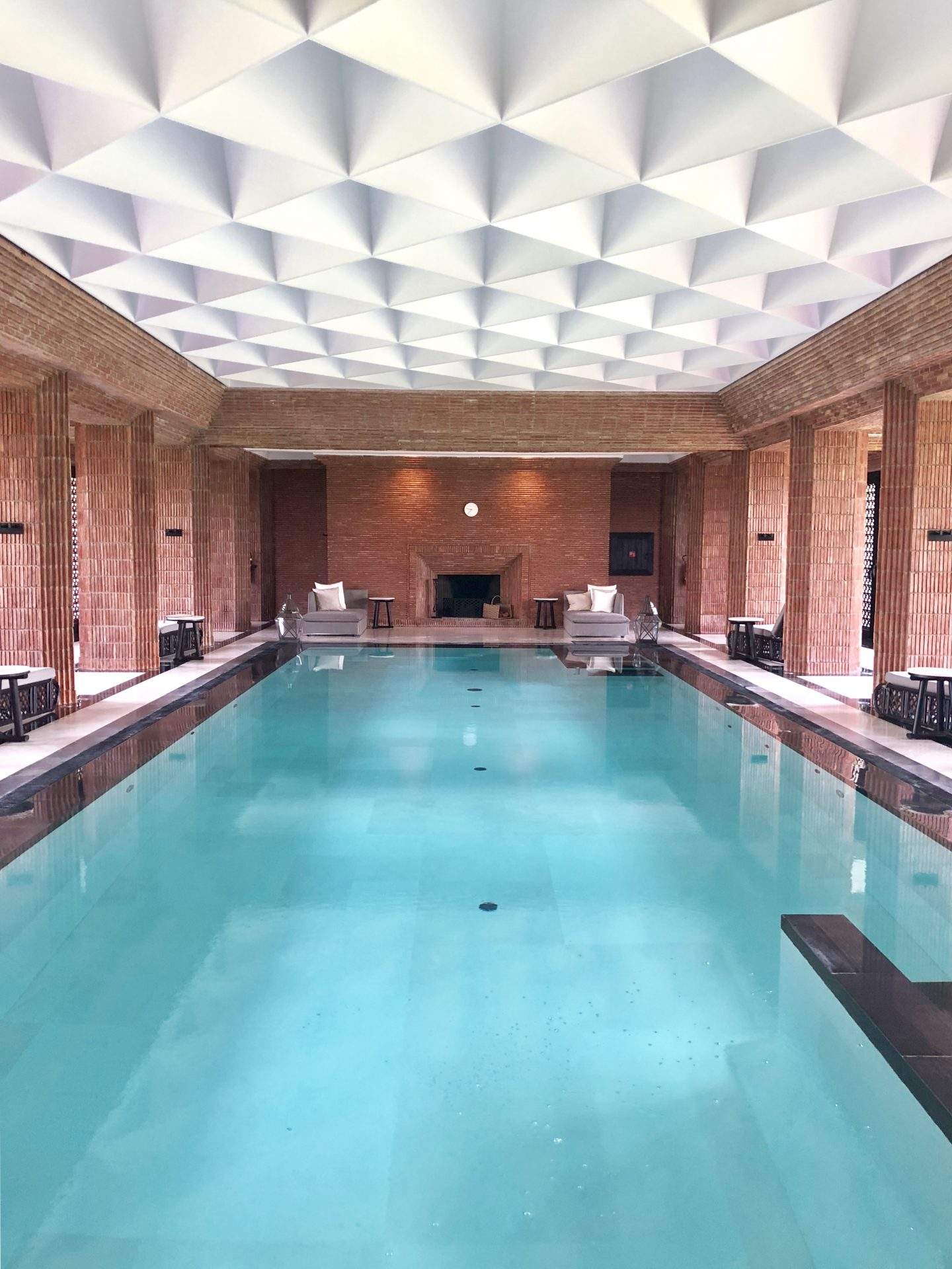 SPA AT MANDARIN ORIENTAL MARRAKECH
