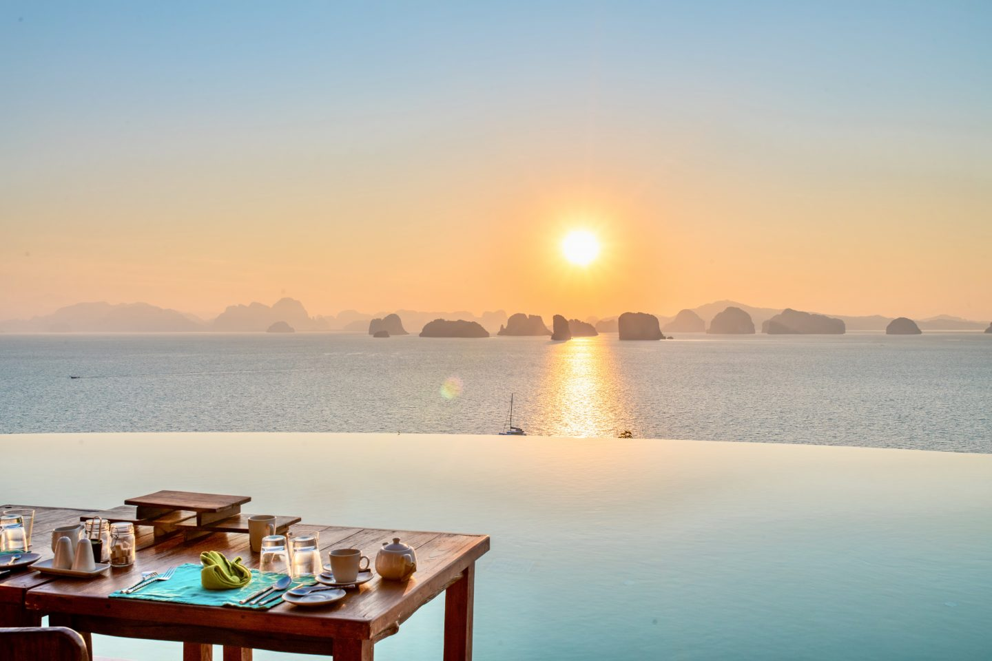 Idyllic Paradise at Six Senses Yao Noi