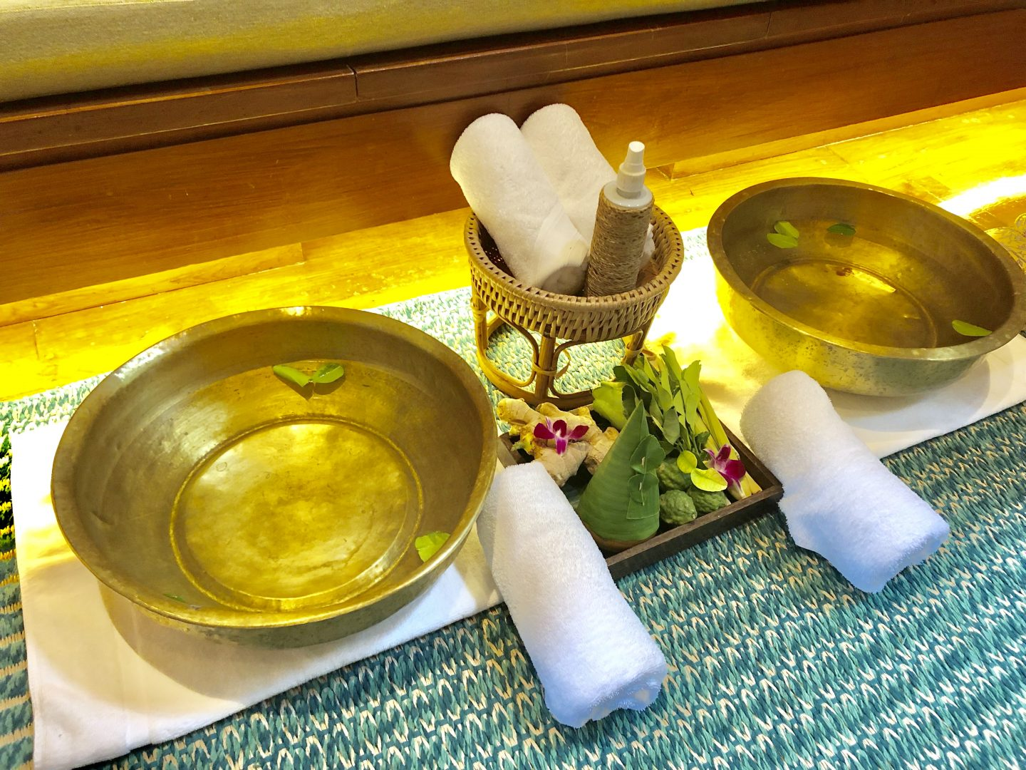 Secret Garden Spa Four Seasons